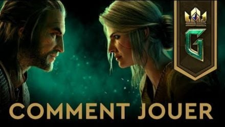 Vidéo : Gwent : The Witcher Card Game : Comment jouer
