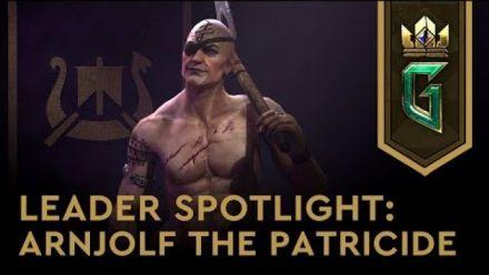 vidéo : Leader Spotlight: Arnjolf the Patricide