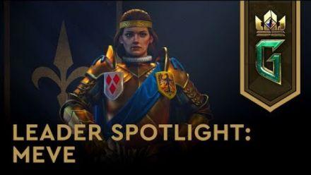 vidéo : Leader Spotlight: Meve