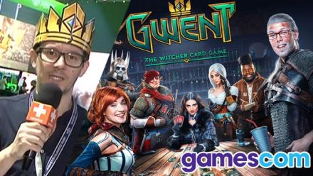 Vid�o : Gwent : The Witcher Card Game - Impressions Gamescom 2016