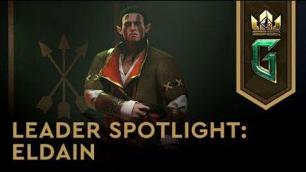 vidéo : Leader Spotlight: Eldain
