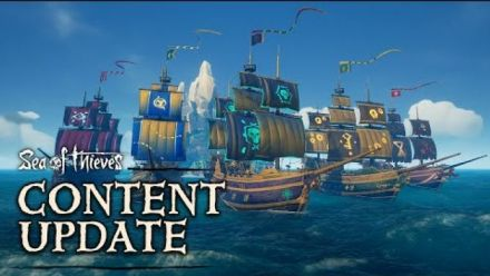 Vid�o : Ships of Fortune: Official Sea of Thieves Content Update