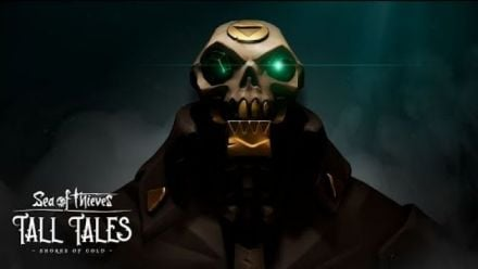 Sea of Thieves : Tall Tales Shores of Gold Trailer