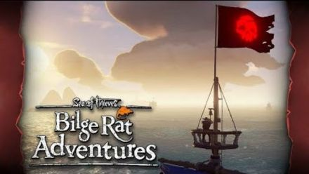 Sea of Thieves - Trailer Bilge Rat Adventures : Cursed Crews