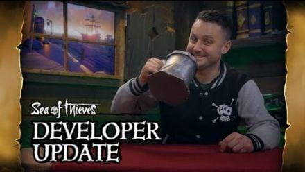 Sea of Thieves : Developer Update du 30 Janvier 2019