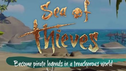 50 minutes pour Sea Of Thieves