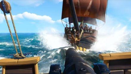 Sea of Thieves roule des mécaniques en vidéo