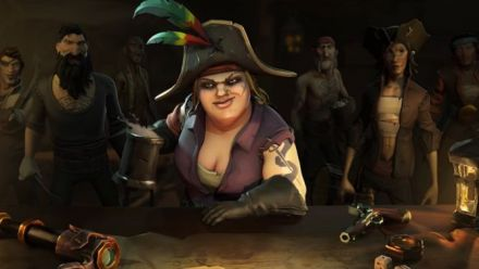 Trailer E3 de Sea of Thieves