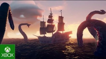 Sea of Thieves - Trailer de lancement