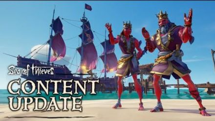 Vid�o : Lost Treasures: Official Sea of Thieves Content Update