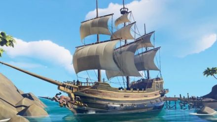 Sea of Thieves : Nouvelle vidéo de gameplay