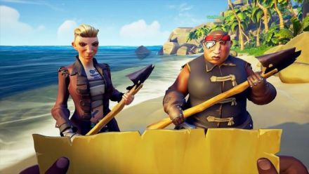 Sea of Thieves - 8 minutes de gameplay