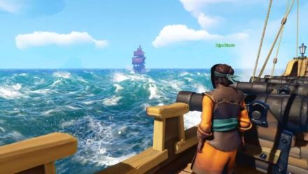 Vid�o : Sea of Thieves : 8 minutes de gameplay en haute mer
