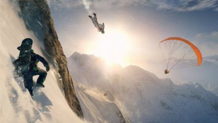 vidéo : Steep - Trailer de gameplay - E3 2016