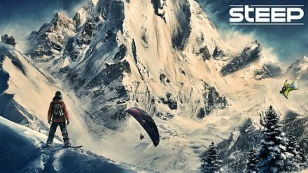 Vid�o : Steep : Trailer de la Gamescom 2016