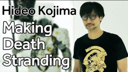 Death Stranding: Inside Kojima Productions (documentaire BBC)