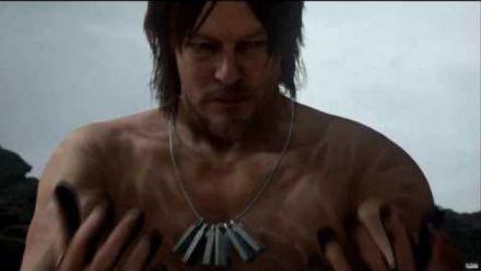 Death Standing PS4 - Hideo Kojima présente Norman Reedus