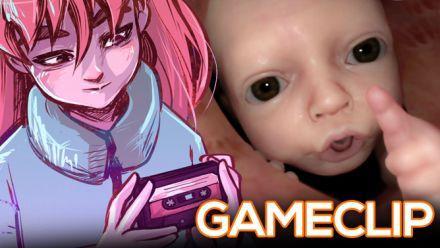 Vidéo : Gameclip : Death Stranding x Musique de Celeste