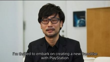 Kojima Productions : Accord partenariat avec Sony (2015)