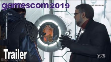 Death Stranding : Deadman and Bridge Baby Trailer Gamescom 2019