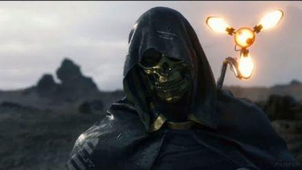 TGS 2018 : Death Stranding Trailer TGS 1080p