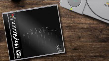 Death Stranding : Demake version PSOne