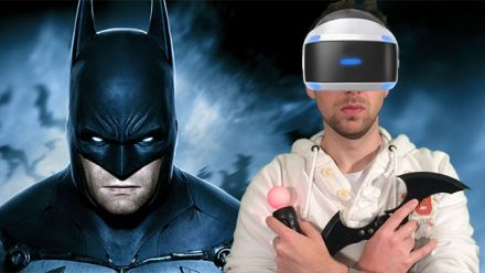 Vid�o : Batman Arkham VR : TEST Vidéo