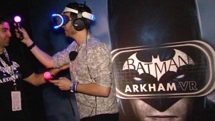 Vid�o : E3 2016 : Batman Arkham VR, nos impressions