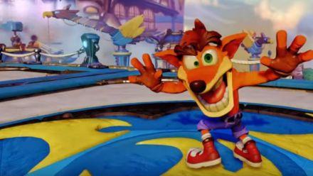 Crash Bandicoot arrive dans Skylanders Imaginators