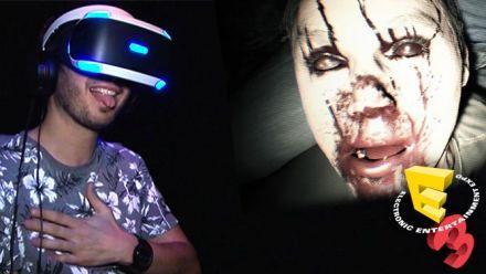 Resident Evil 7 : On y a joué en mode PS VR et vénère E3 2016