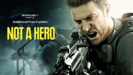 Resident Evil 7 biohazard - Not a Hero (DLC gratuit)