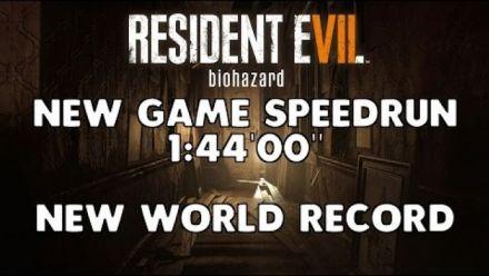 Resident Evil 7 en moins de 2 heures
