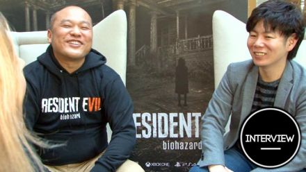 Resident Evil 7 : notre terrifiante interview