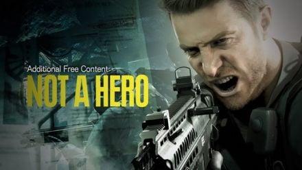 Resident Evil 7 : Extrait de gameplay du DLC Not a Hero