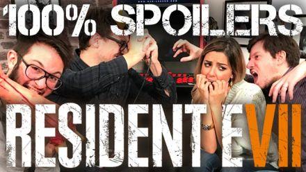 Resident Evil 7 : Notre émission 100% spoilers