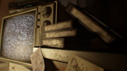 "vidéo : The World of Resident Evil 7 ׃ Vol.2 ""Shotgun In The Box"""