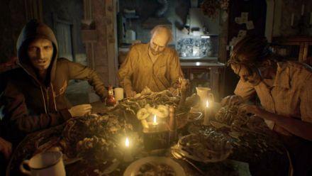 Resident Evil 7 : Présentation de la famille Baker