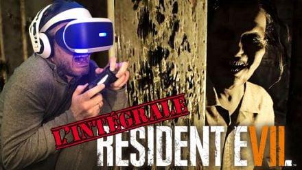 Resident Evil 7 : Julo fait sa toute première partie en VR... et finit en PLS [intégrale]