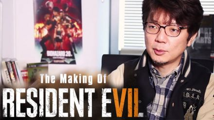 Vid�o : Resident Evil 7 - Making-of Partie 1