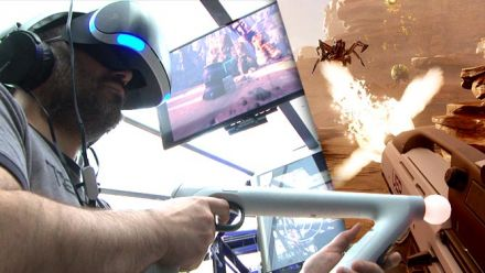 Vid�o : On a joué à Farpoint sur PlayStation VR, on vous dit tout