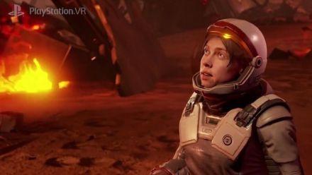 Farpoint : L'histoire du jeu PlayStation VR