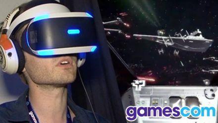 Vid�o : Star Wars Battlefront X-Wing VR Mission : Nos impressions Gamescom 2016