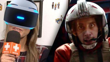 Vid�o : Star Wars Battlefront X-Wing VR Mission : Nos impressions à bord d'un X-Wing !