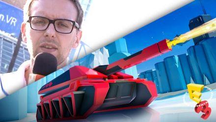 Vid�o : E3 2016 : Nos impressions de Battlezone VR