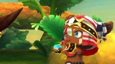 Vid�o : Ever Oasis : 30 minutes de gameplay