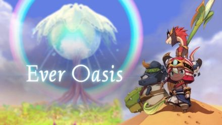Vid�o : Ever Oasis : Extrait de Gameplay 3DS