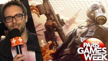 Vid�o : Paris Games Week : On a joué à Killing Floor 2 sur PS4 Pro, quid des différences techniques ?