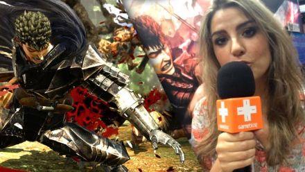 TGS 2016 : Nous avons testé Berserk sur PS4, nos impressions tranchantes
