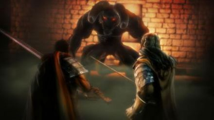 Berserk and the Band of the Hawn : Extrait de gameplay