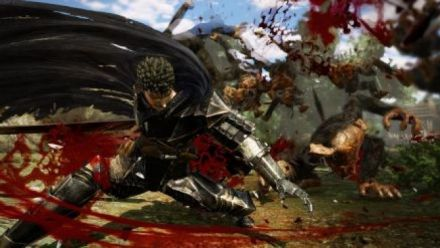 Berserk and the band of the Hawk Boss Trailer